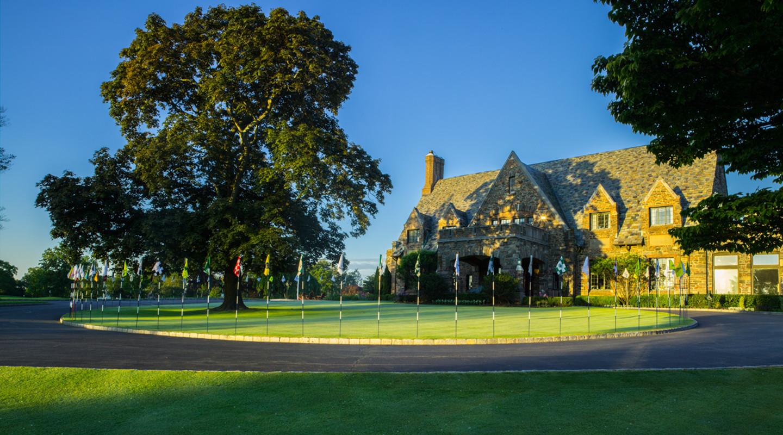 Winged Foot Golf Club Homepage